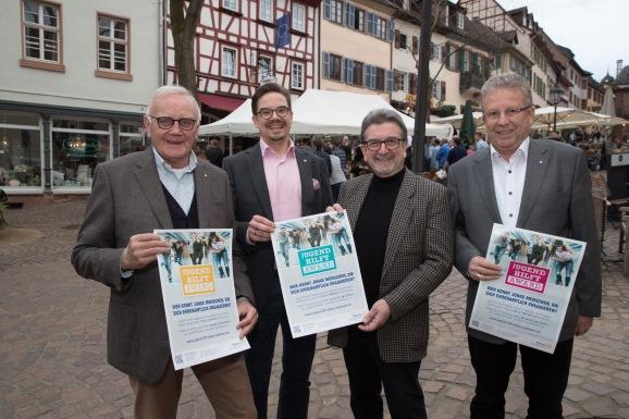 Rotary Club Weinheim (Foto Kreutzer RNZ)