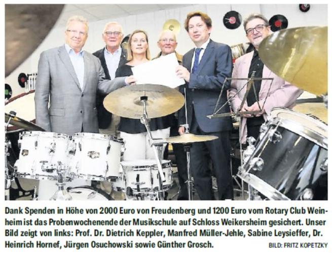 6-2018-2019 Rotary Club Weinheim Musikschulspende_(WN)_KeyVisual